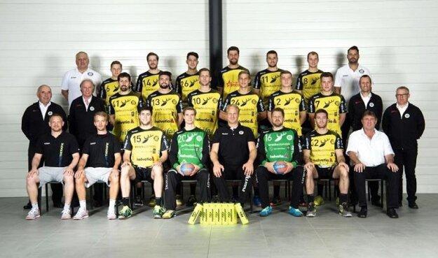 TSV St. Otmar St. Gallen, sedemnásobný majster Švajčiarska.