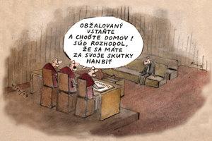 Spravodlivosť po slovensky (Vico)