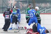 V zápase Hokejmarket Skalica - Martin nebolo núdza o dramatické okamihy.