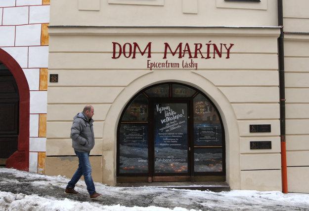 Dom Maríny a príbeh o básnikovej múze láka turistov.