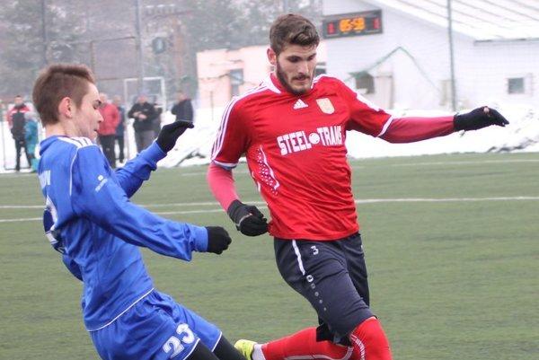 Užitočný duel. Bardejov aVSS Košice sa stretli aj vpríprave.
