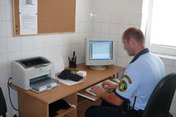 V civile pracujú mestskí policajti len výnimočne.