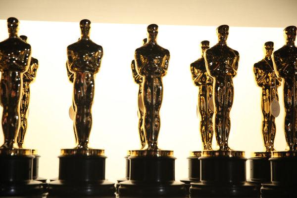 Sošky Oscarov.