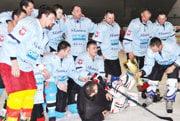 Hokejisti Slanice sa tešili z prvého titulu.