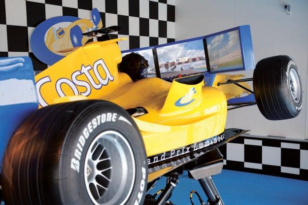 Costa Limunosa: Grand Prix simulator