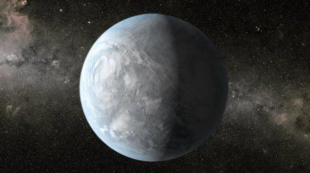 Kepler-62e.
