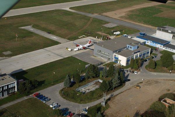 Letisko v Dolnom Hričove.