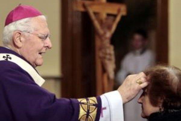 Trnavský arcibiskup Ján Sokol.