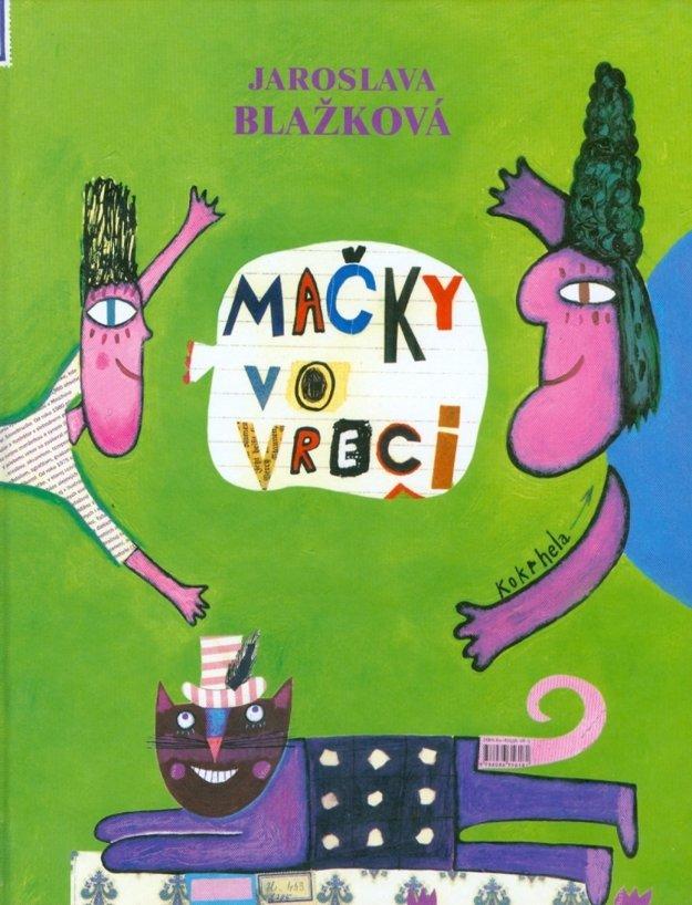 Jaroslava Blažková je aj autorkou niekoľkých vydarených detských knižiek ako Mačka vo vreci, Tóno, ja a mravce, Ohňostroj pre deduška, Môj skvelý brat Robinson, Rozprávky z jednej ponožky a ďalších.