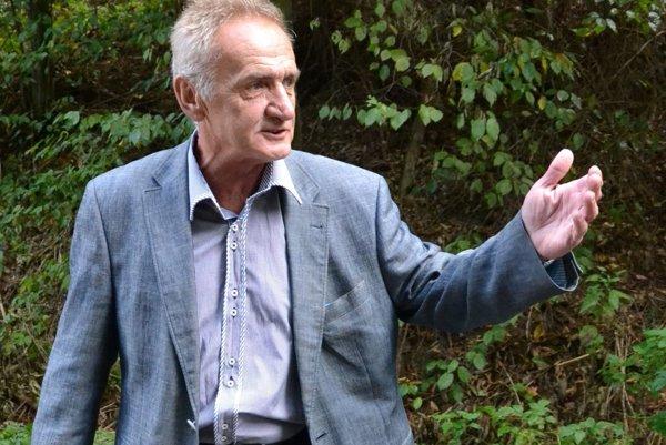 Pavel Greksa, starosta Mýtnej a vedúci pracovnej skupiny pre výstavbu R2 Stred.