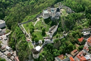 Lesopark Brezina vTrenčíne má viac ako 12 hektárov.