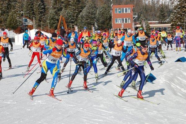 Štrbské Pleso je dodnes dejiskom rôznych súťaží.