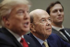Americký senát potvrdil nomináciu miliardára Wilbura Rossa na ministra obchodu