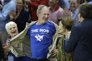 Exprezident George W. Bush.