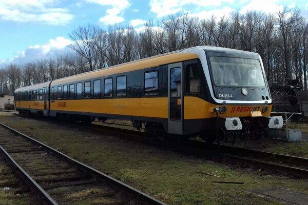 Na linku medzi Bratislavou a Komárnom pribudnú ďalšie vlaky. S rovnakými jazdí Arriva.