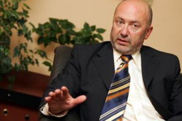 Bývalý riaditeľ STV Radim Hreha.