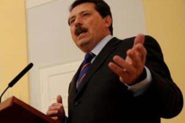 Predseda Národnej rady SR Pavol Paška