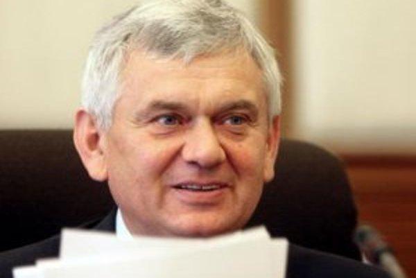 Minister hospodárstva SR Ľubomír Jahnátek.