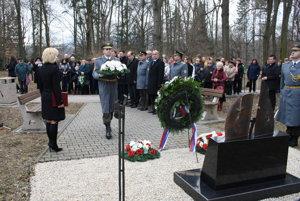 Pietna spomienka pri príležitosti 10. výročia tragického výbuchu vo VOP Nováky.