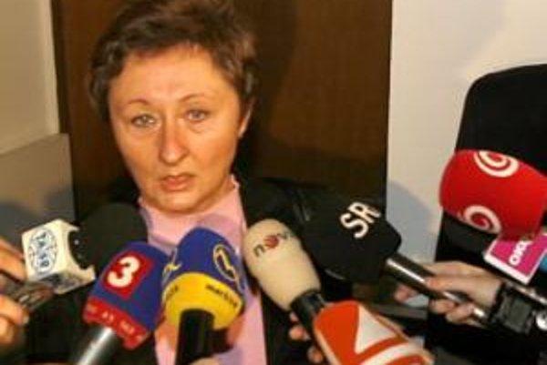 Mária Mešencová