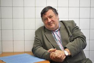 Profesor Vladimír Krčméry