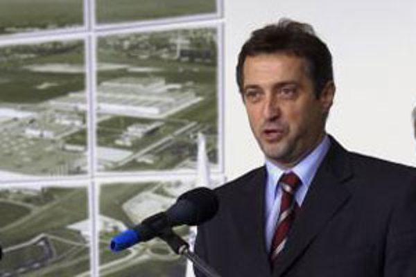 Predseda OZ KOVO Emil Machyna