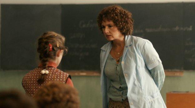 Zuzana Maurery vo filme Učiteľka.