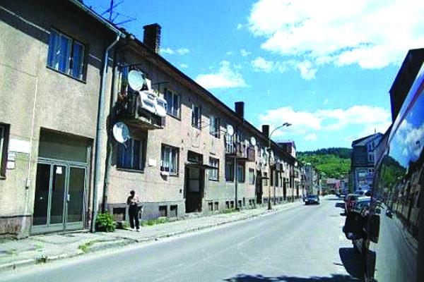 V tomto roku tam plánujú deložovať ďalšie tri byty.