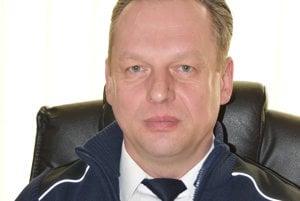 Náčelník MP Čadca František Linet.