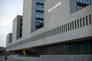 Budova Európskeho policajného úradu v Haagu.