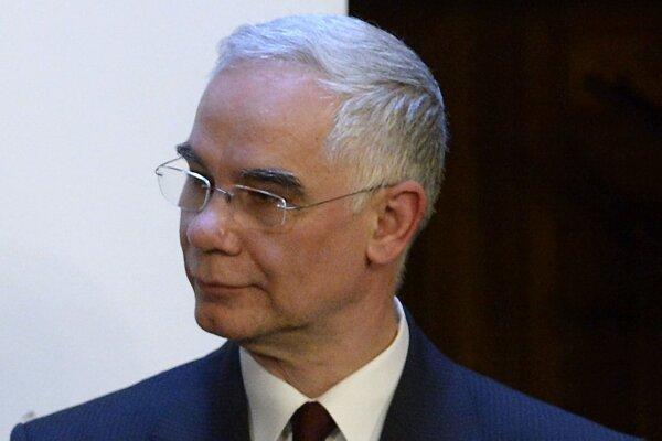 Maďarský minister ľudských zdrojov Zoltán Balog.