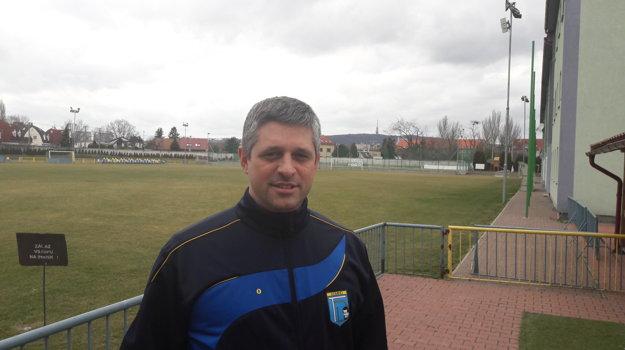 Juraj Kostický, bývalý futbalový tréner Jána Volka.
