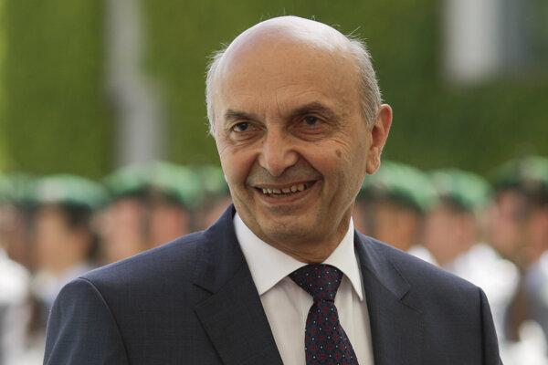 Kosovský premiér Isa Mustafa.
