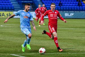 FK Senica - Slovan Bratislava, Fortuna liga