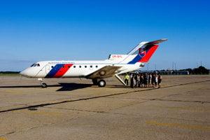 Na vládnom JAK-u 40 sa budú učiť budúci piloti a leteckí mechanici.
