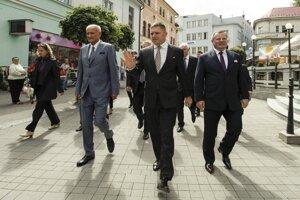 Vláda absolvovala už 15. výjazd do slovenských regiónov.