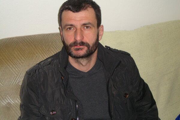 Športový riaditeľ MŠK Rimavská Sobota Attila Domik.