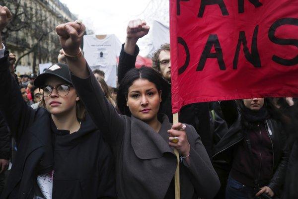 Na demonštrácii sa zišlo okolo 7000 ľudí.