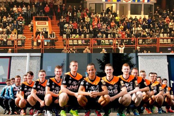 Holandské mužstvo JMS Hurry-Up sa v osemfinále pohára tešilo z postupu na úkor Považskej Bystrice.
