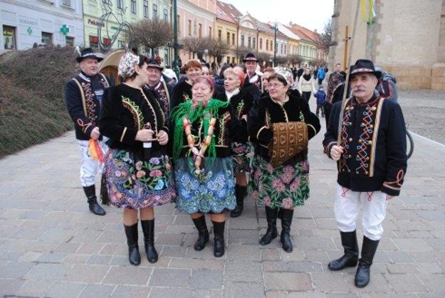 FSk Jožka Príhodu. Je jeden z najznámejších kolektívov regiónu.