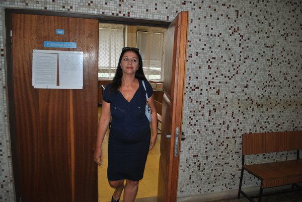 Eleonóra Kabrheľová Mojsejová.