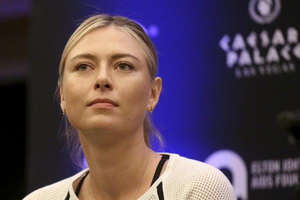 O Mariu Šarapovovú je na okruhu WTA aj napriek dopingu veľký záujem.