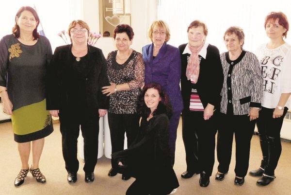 V obradnej sieni Mestského úradu vČadci sa 14. marca uskutočnil už 50. ročník Vansovej Lomničky.