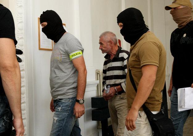 Odsúdený strelec Štefan Rákoczy.