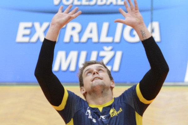 Nahrávač Košíc. Maroš Kasperkevič.