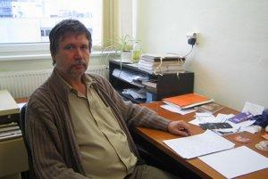 Psychológ Tibor Hrozáň.