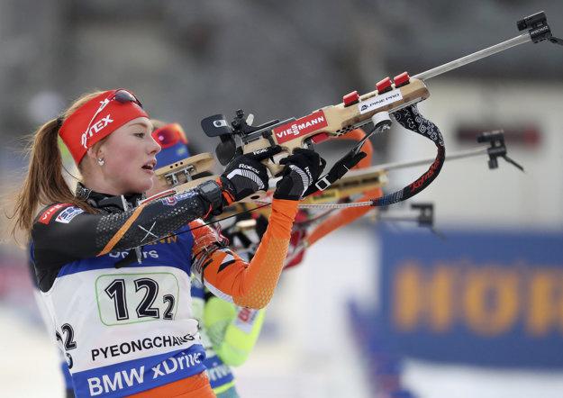 Ivona Fialková v závere sezóny Svetového pohára dosahovala svoje najlepšie výsledky v kariére.
