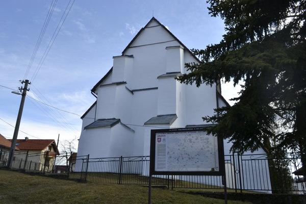 Historický skvost Draviec. Je taký starý ako obec samotná.