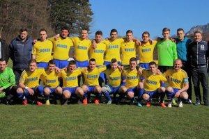 Futbalisti ŠK Belá chcú na jar zabojovať o lepšie umiestnenie.