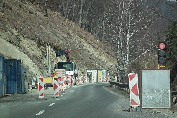 Cesta bude počas víkendu úplne zavretá.